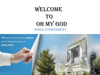 Oh My God Studio Apartment in Noida Expressway