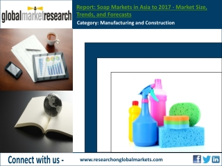 Soap Markets in Asia to 2017 - Research Report