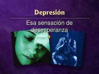 depresi n