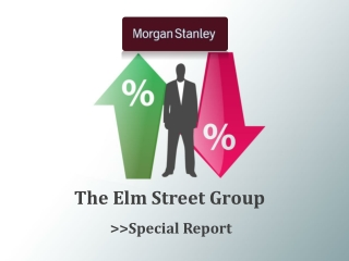 Special Report, The Elm Street Group
