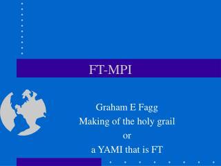 FT-MPI