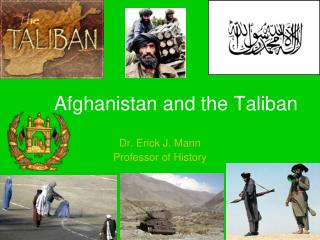 Afghanistan and the Taliban