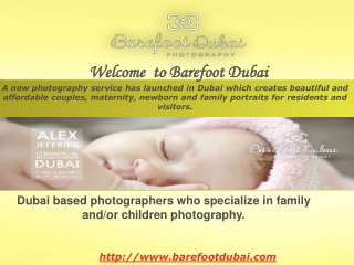 Dubai Family Photographer