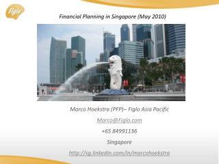 Marco Hoekstra PFP  Figlo Asia Pacific MarcoFiglo 65 84991136 Singapore sg.linkedin