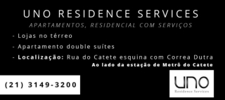 Uno Residence Services - (21) 3149-3200