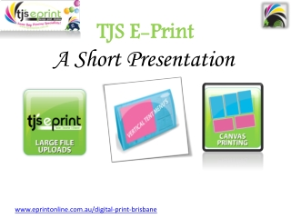 Save Time With Digital Printing Brisbane
