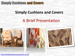 Select  The Best Fabric For Cushions