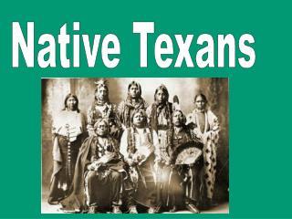 Native Texans