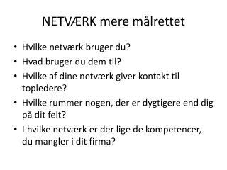 NETV RK mere m lrettet