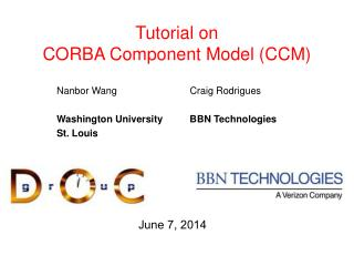 Tutorial on CORBA Component Model CCM
