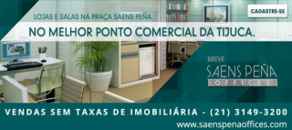 Saens Pena Offices Tijuca - (21) 3149-3200