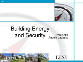Building Energy and Security