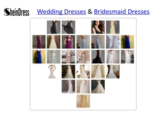 Sheindressau.com - wedding dresses and bridesmaid dresses