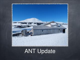 ANT Update