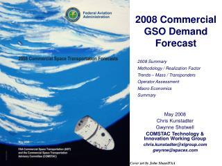2008 commercial gso demand forecast