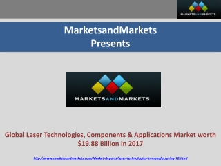 Global Laser Technologies, Components
