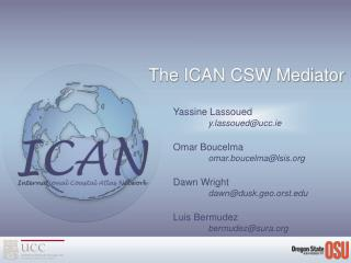 The ICAN CSW Mediator