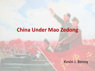 China Under Mao Zedong