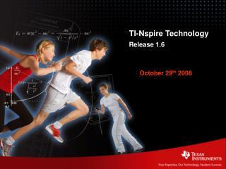 TI-Nspire Technology