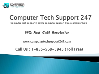 Effective Computer Technical Support