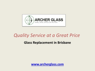 Quality Service at a Great Price