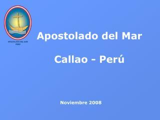 Apostolado del Mar  Callao - Per