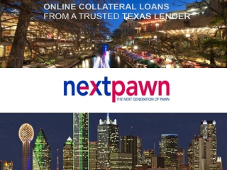 Collateral Loan On Jewelry