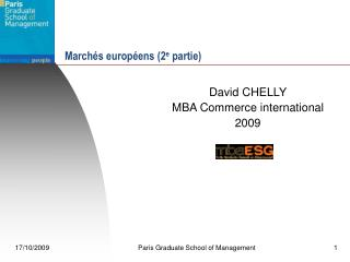 Paris Graduate School of Management