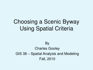 group exercise:  quadrant analysis