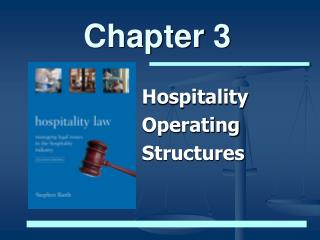 Hospitality Operating Structures