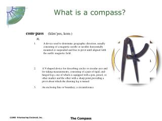 What is a compass