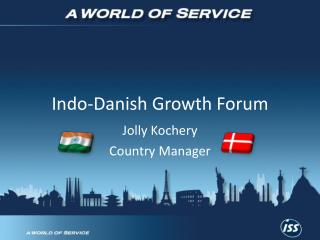 Indo-Danish Growth Forum