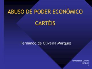 Fernando de Oliveira Marques