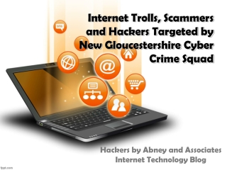 Hackers by Abney and Associates Internet Technology Blog