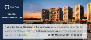 Ilha Pura Barra | Vila dos Atletas - (21) 3149-3200
