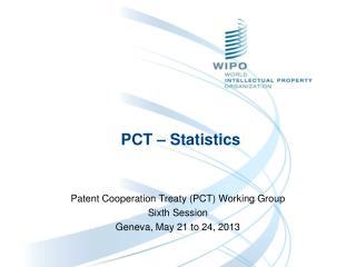 PCT   Statistics