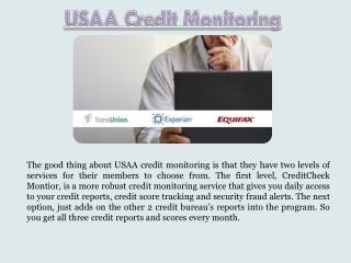 Creditcheck Monitor