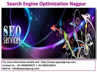Search Engine Optimization Nagpur