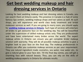 Hair Salon In Ontario Mills