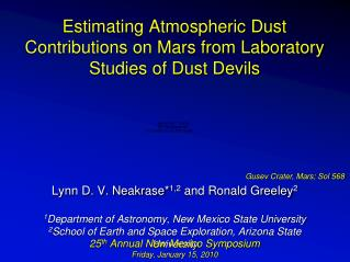 Estimating Atmospheric Dust Contributions on Mars from Laboratory Studies of Dust Devils