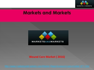 Wound Care Market worth $22,142 Millio