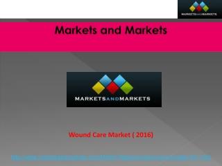 Wound Care Market worth $22,142 Millio