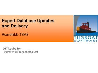 Expert Database Updates and Delivery