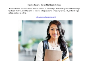 Rent Books with Blass Books