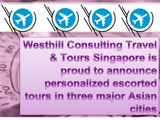 Westhill Consulting Travel