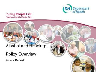 alcohol and housing: policy overview  yvonne maxwell