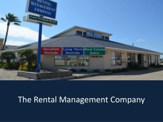 North Padre Island Rentals