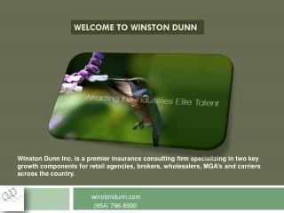 Winston Dunn