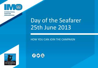 Day of the Seafarer 25th June 2013