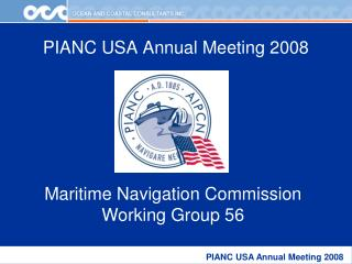 PIANC USA Annual Meeting 2008